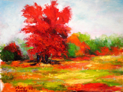 Fall Landscape by Smith